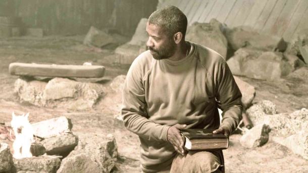 Denzel Washington Bible